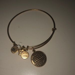 Alex & Ani Positivity adjustable bracelet NWOT